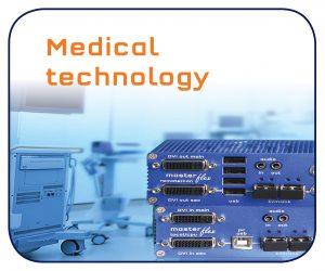 KVM Extender Medicak technology