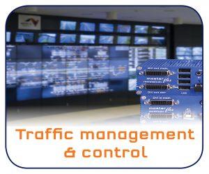 KVM Extender Trafic Management