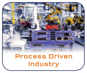 KVM Extender Process Driven Industry